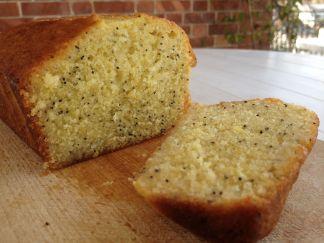 Cake au Citron et Graines de Pavot
