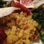 Quinoa et Curcuma