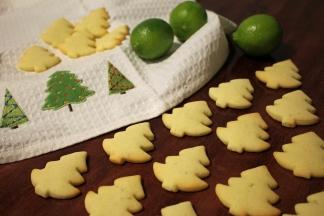 Bredele : Biscuits au Citron Vert