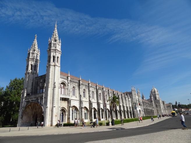 Le Monastère de Jeronimos