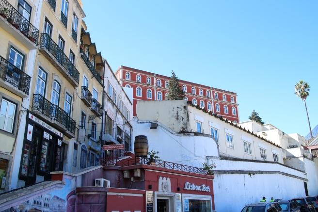 Dans les rues de Lisbonne