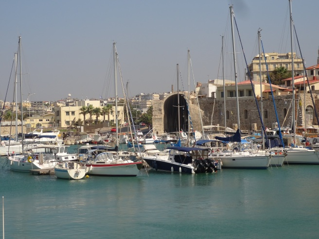 Le Port de Heraklion